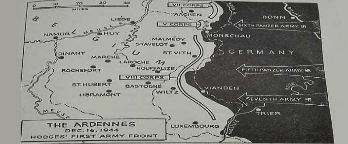 Gestión de Riesgos. II Guerra Mundial 1