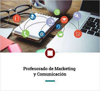 Profesorado-marketing