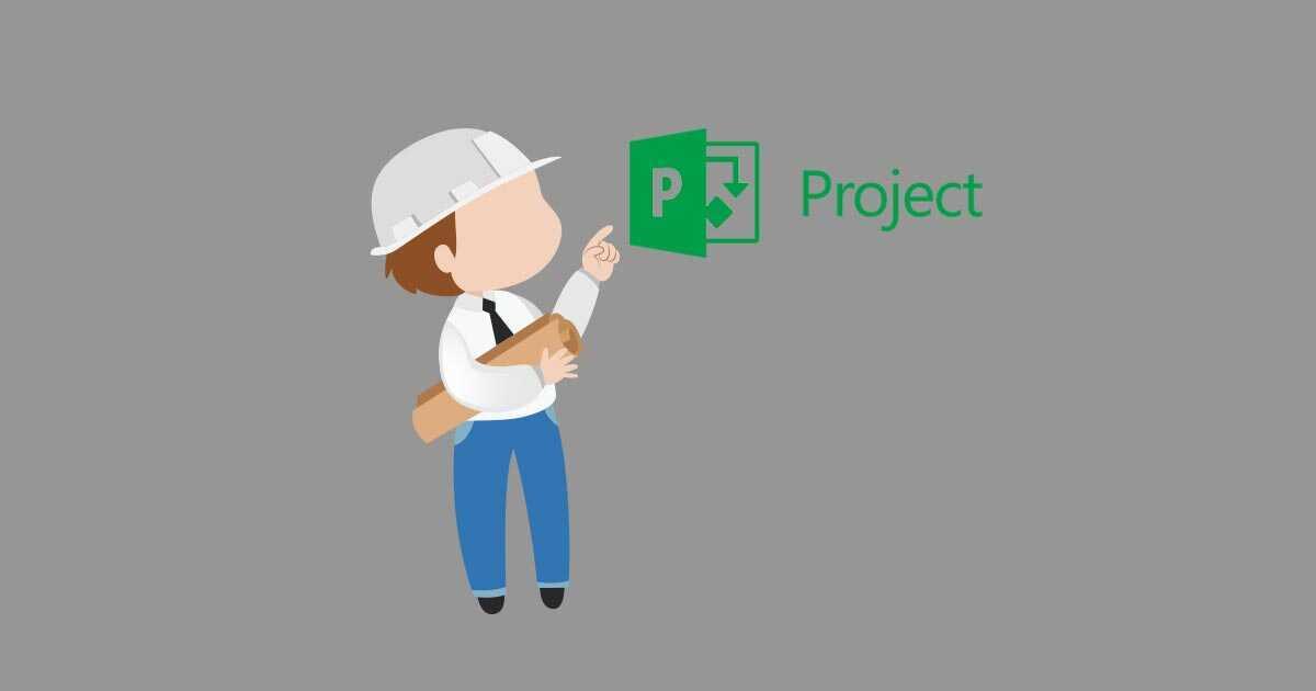 microsoft project dirección de proyectos