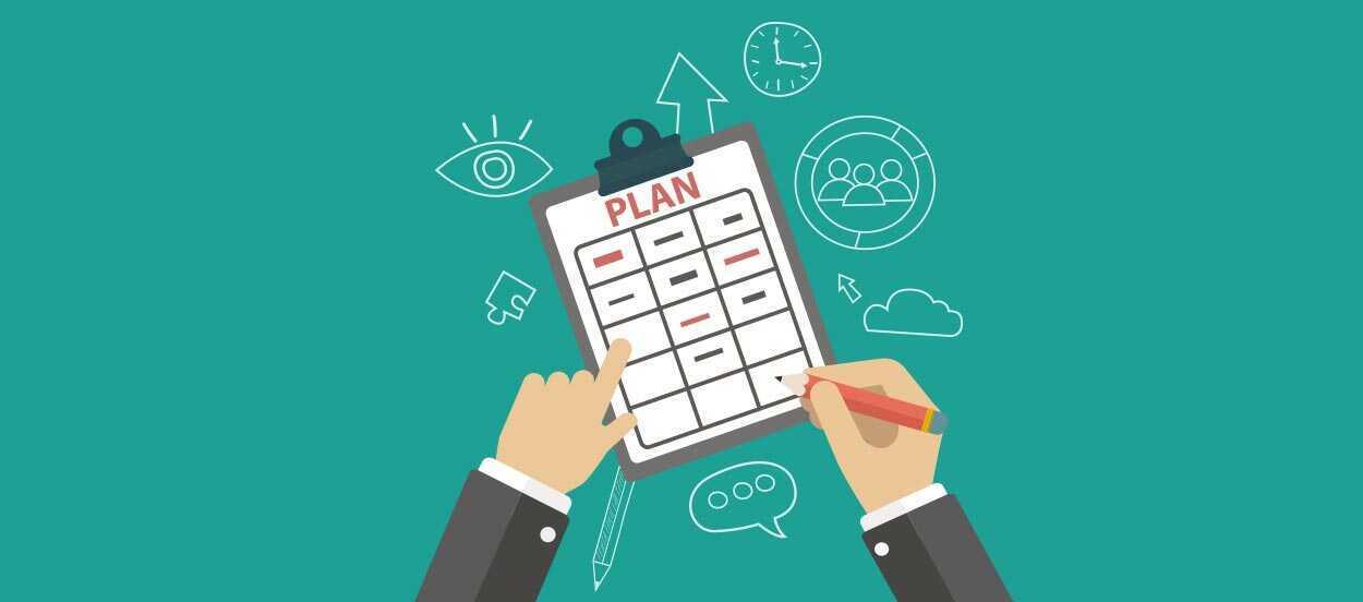 gestión de riesgos planificación