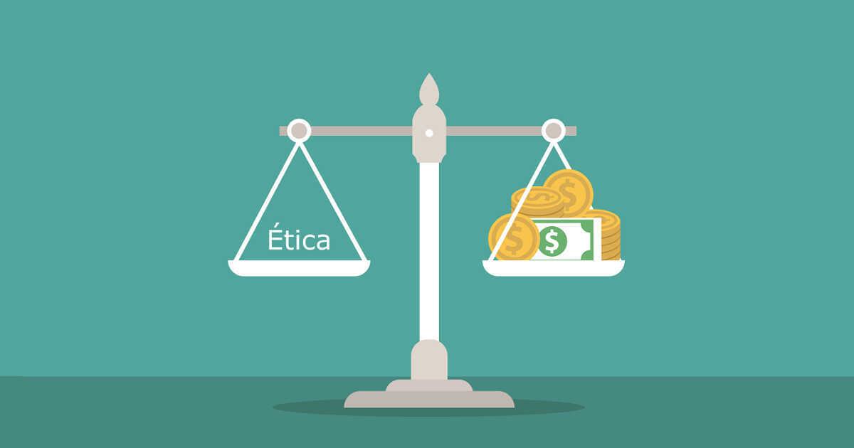 ética empresarial finanzas
