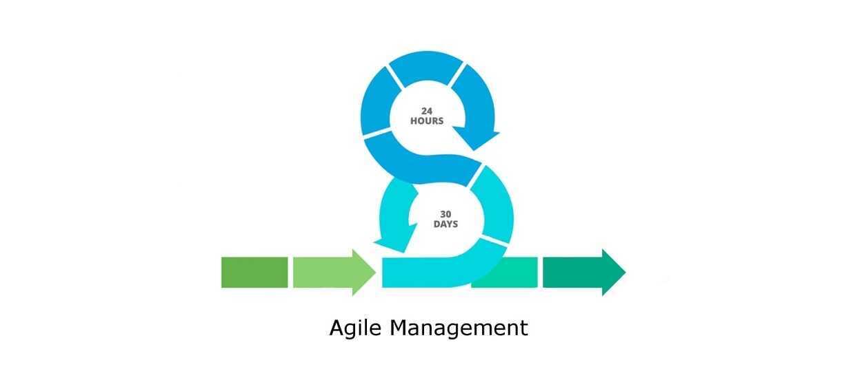agile management dirección de proyectos