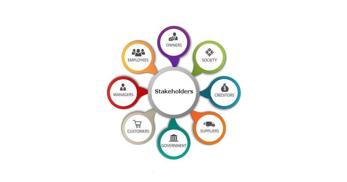 stakeholders cultura empresarial