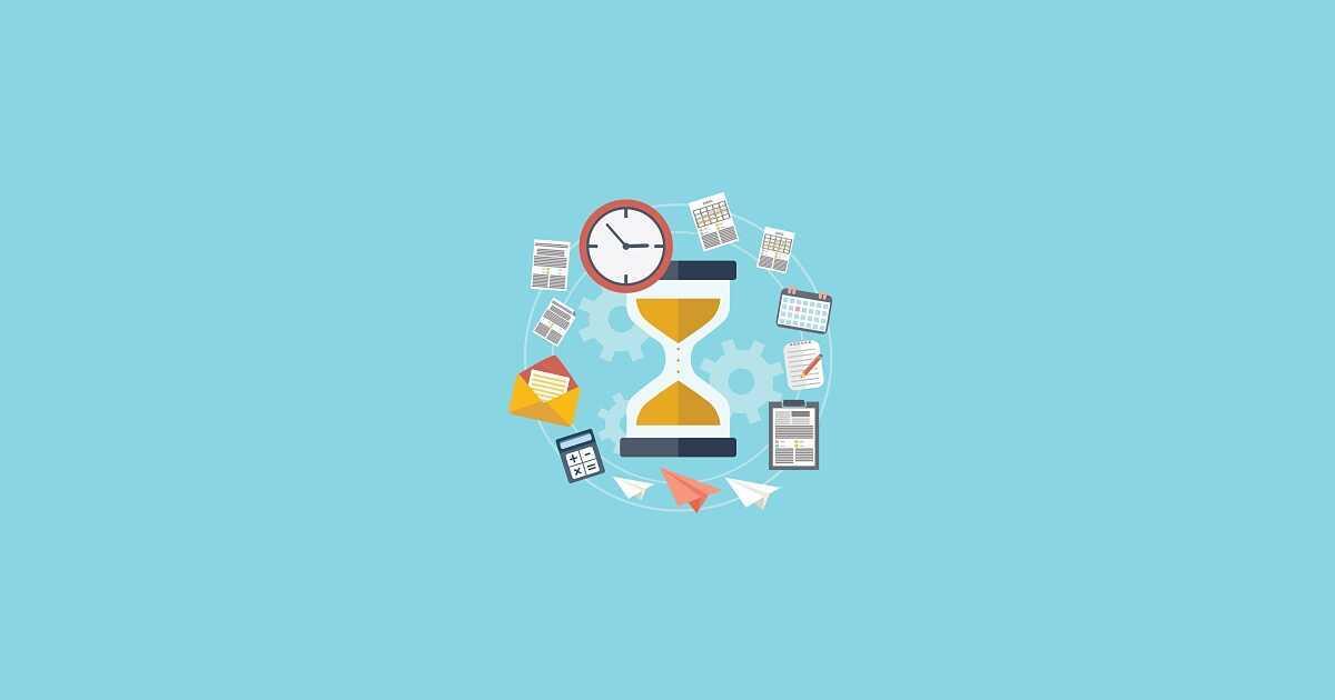 gestión del tiempo management