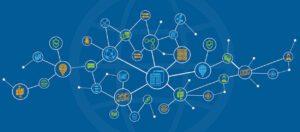 blockchain gestión de riesgos