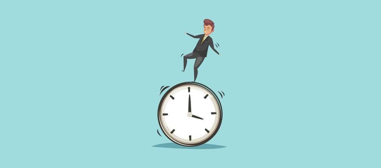 gestión del tiempo empresarial