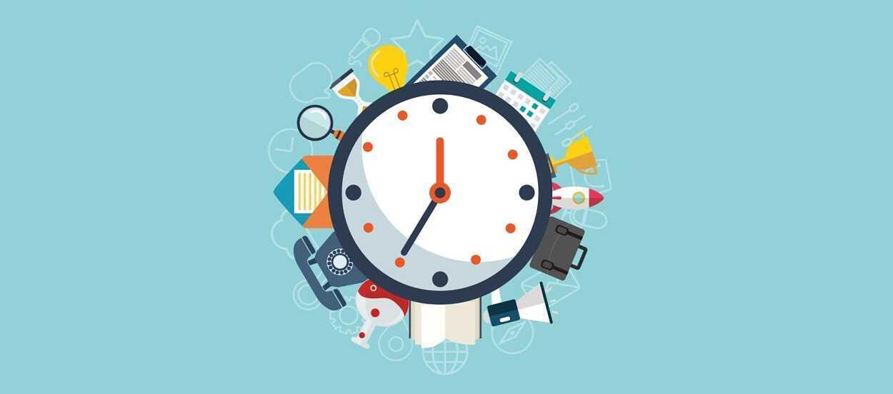 gestión del tiempo empresas