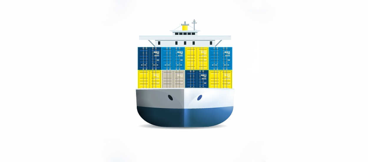 transporte marítimo logística comercio internacional