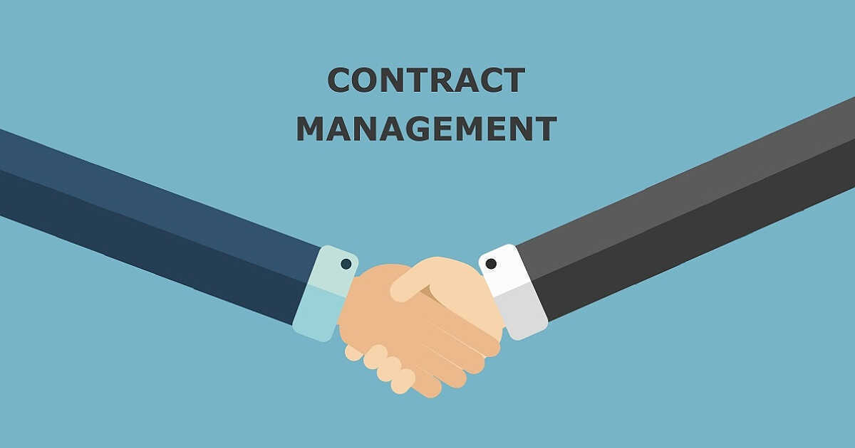 dirección de proyectos contract management