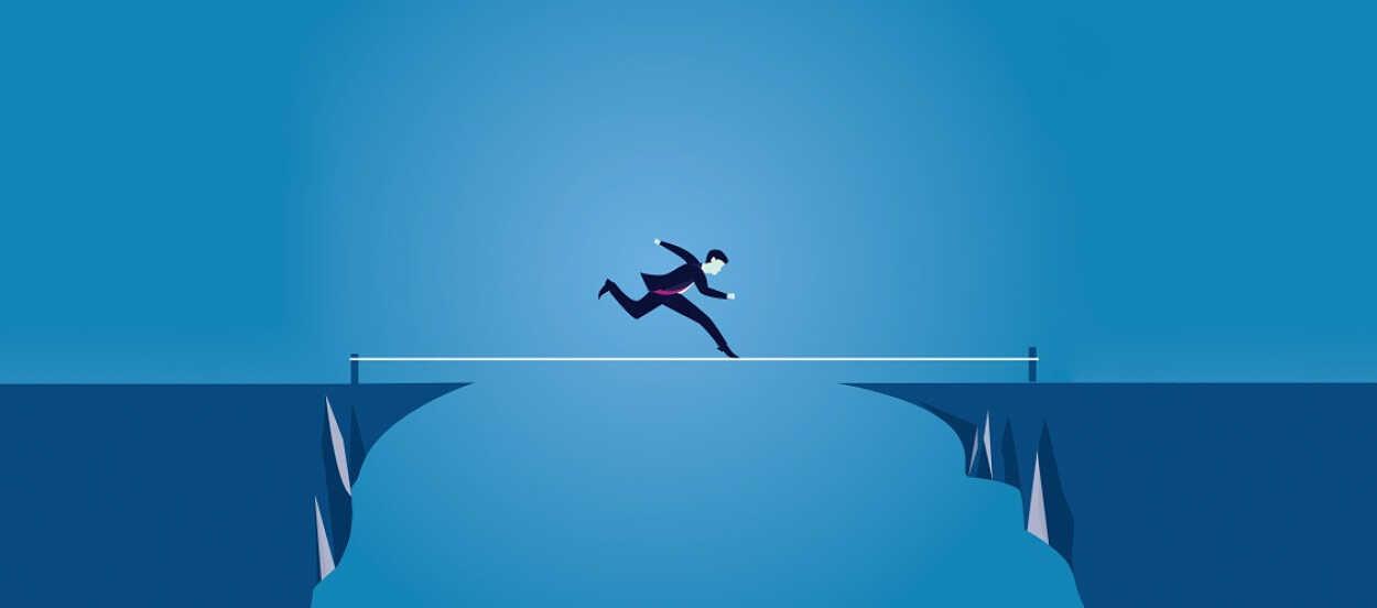gestión de riesgos laborales factor de caída