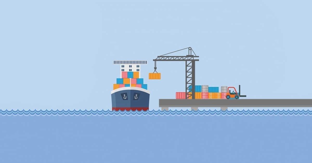 logística transporte de mercancías