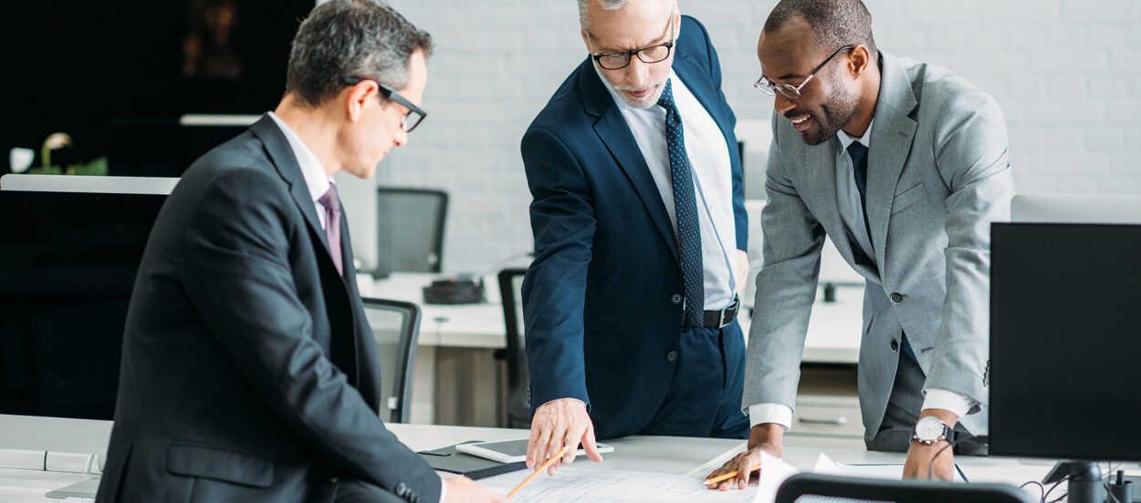 La definición de la estrategia empresarial es clave para las compañías