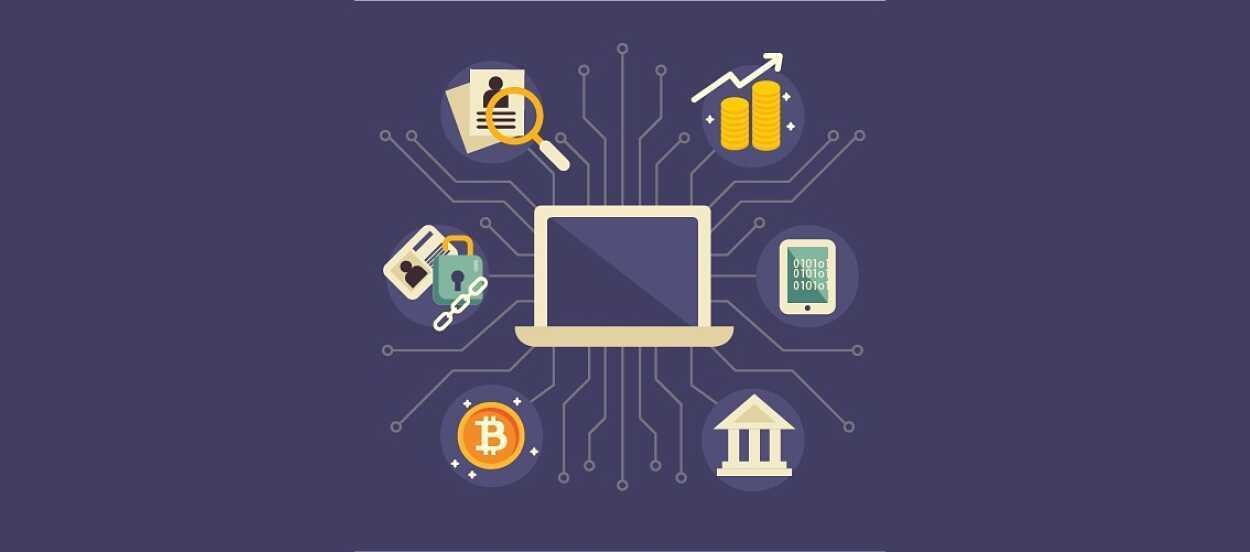 blockchain operaciones financieras