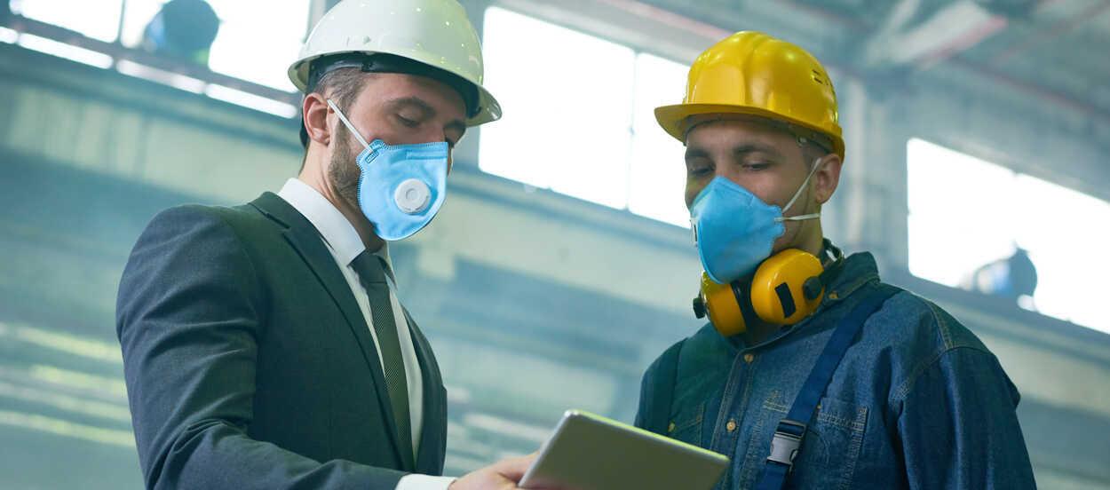 La ISO 45001 sirve para la seguridad y salud en el trabajo