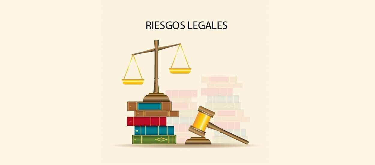 gestión riesgos legales normativa