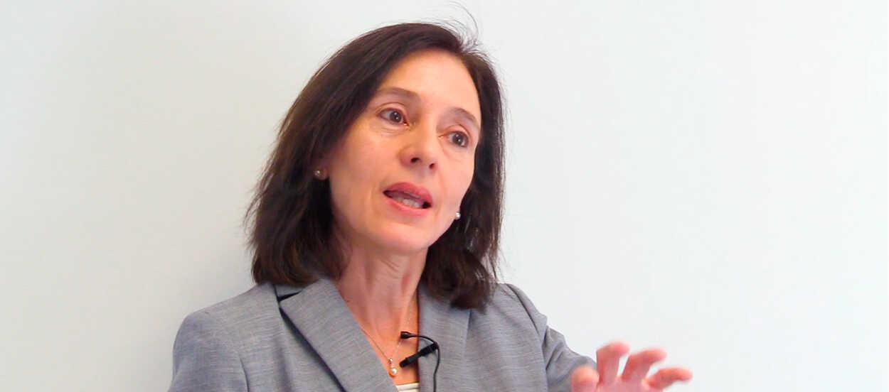 Evis Rosales, presidenta del PMI