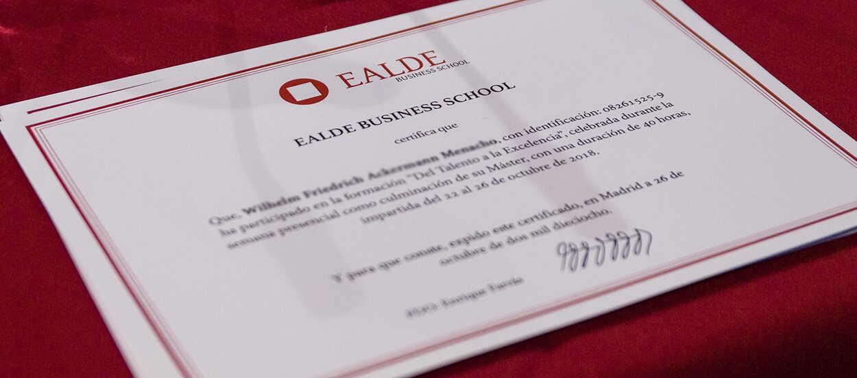 Nuevos programas de la convocatoria de EALDE