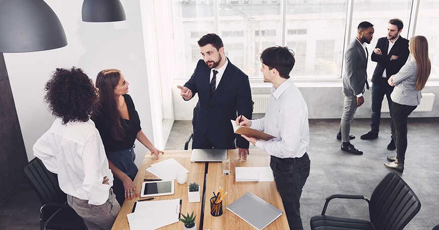 comunicación en gestión de proyectos