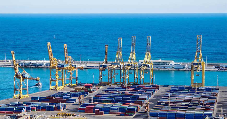 Transportes más usados en Comercio Internacional