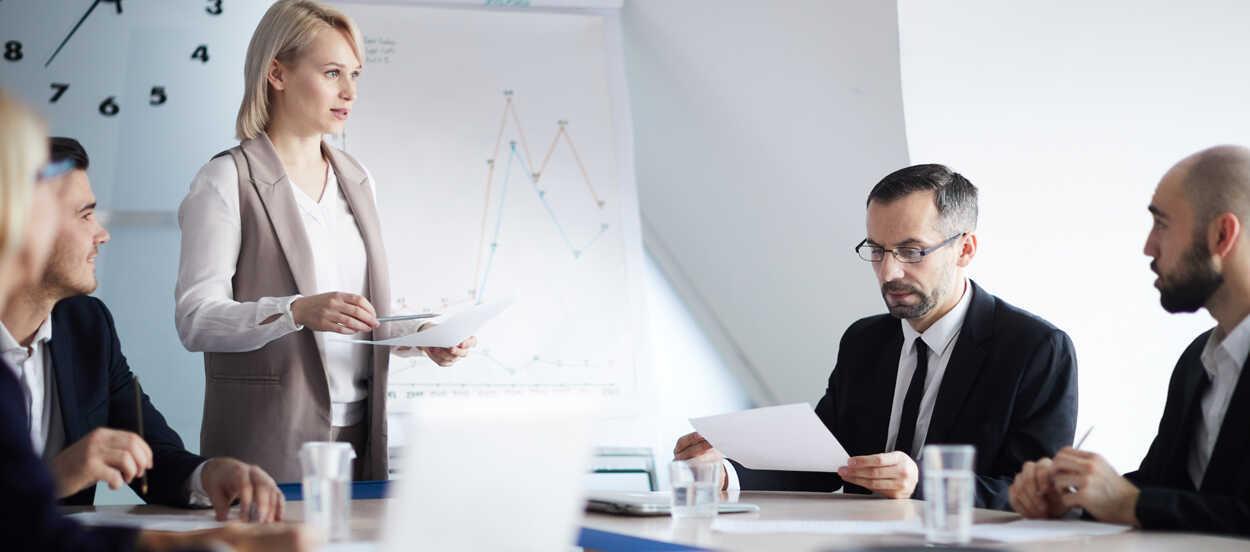 Cómo hacer un informe de reporting de riesgos en Proyectos