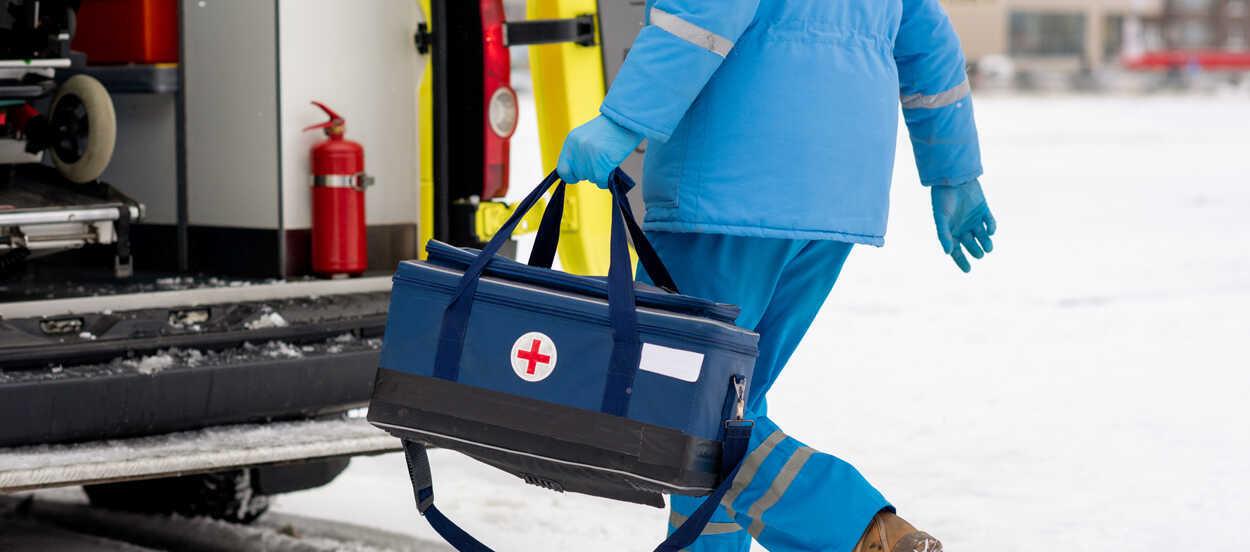 la logística en emergencias y desastres naturales