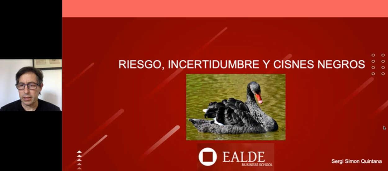 EALDE y CERCA organizan un Webinar impartido por Sergi Simón