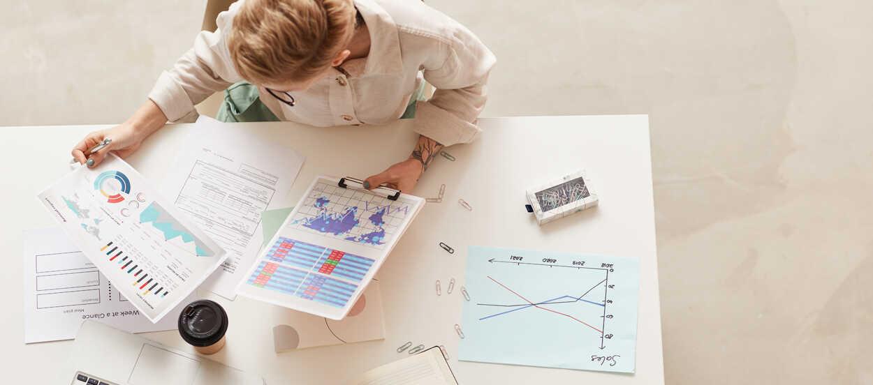 Principales informes financieros contabilidad para las empresas