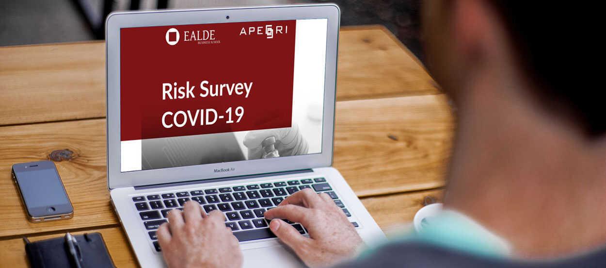 Lanzamiento de la EALDE Risk Survey 2020