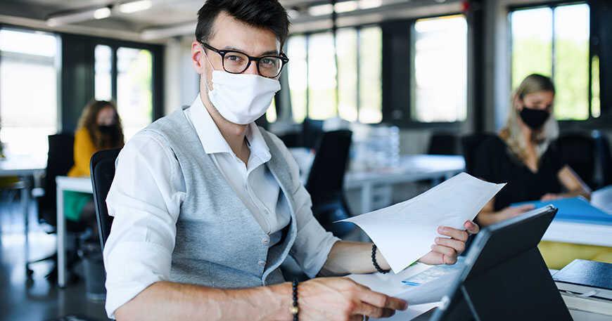 Nueva normalidad en los riesgos laborales