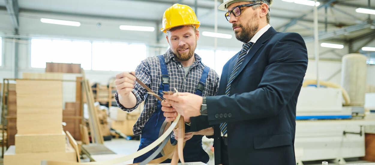La familia de normas ISO 9000 hace referencia a la gestión de la calidad en la empresa.