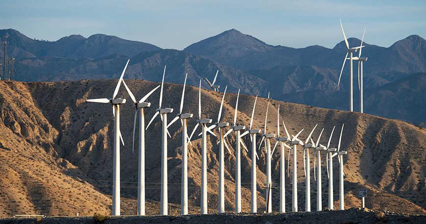 Energía Eólica: Tendencias en proyectos