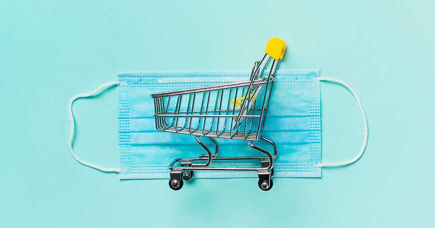 el cambio de los consumidores en el COVID-19