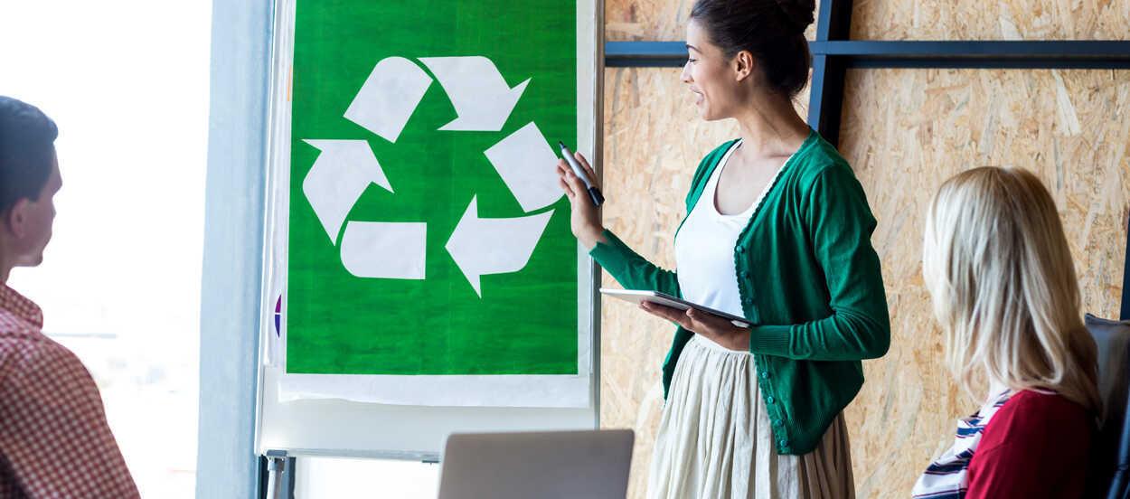 Cada vez más empresas cuentan con un sistema de gestión ambiental