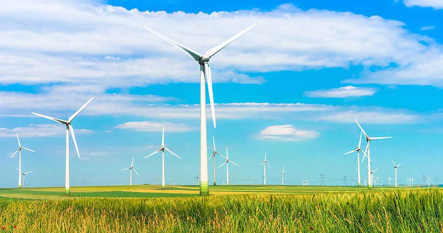 proyectos de energía eólica