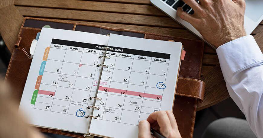 Cómo gestionar correctamente el cronograma de un proyecto