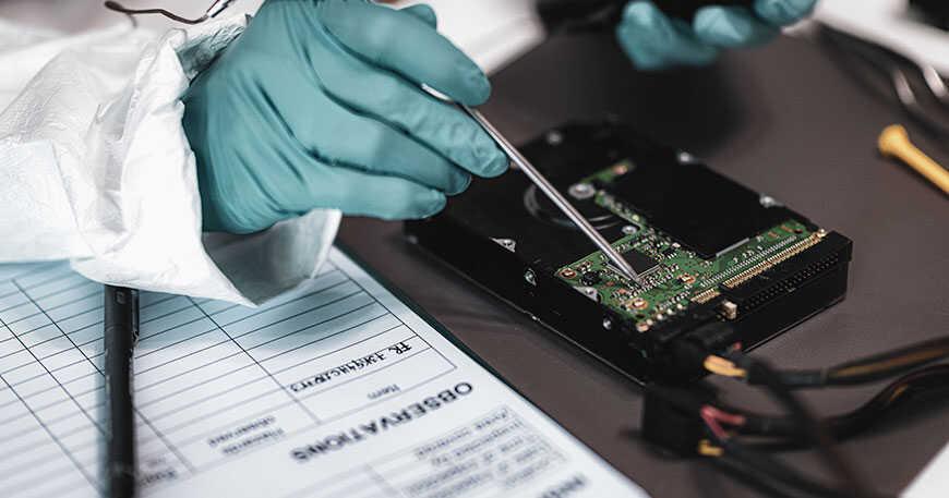 Conceptos clave del análisis forense en las Tecnologías de la Información