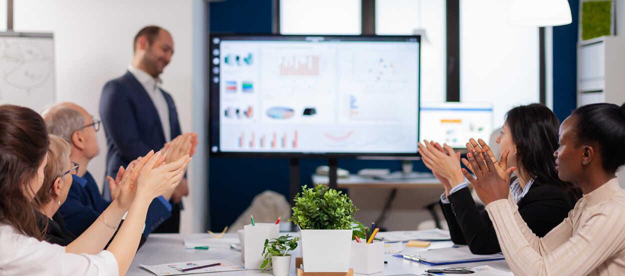 Las herramientas de comunicación interna en la empresa están dirigidas a los trabajadores de la organización