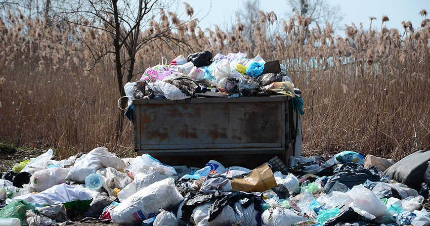 Principales conceptos de la gestión de residuos urbanos