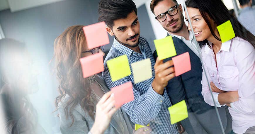 Cómo aplicar metodologías ágiles para gestionar el cambio en proyectos