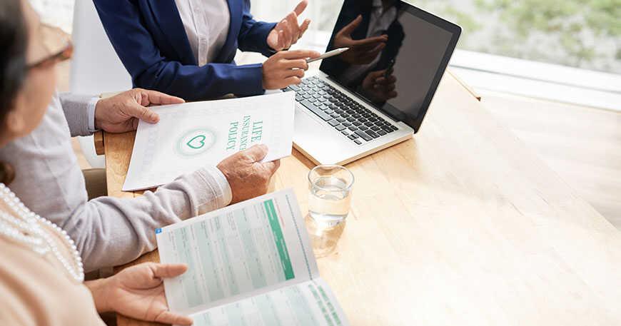 analizar tablas de mortalidad en el sector asegurador