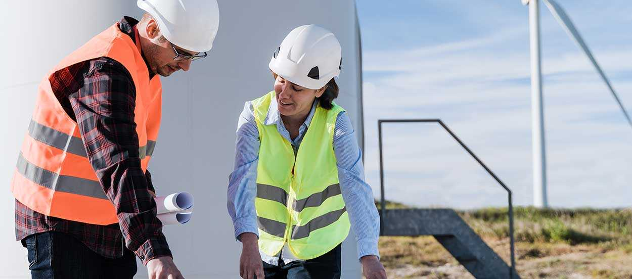 La energía eólica está viviendo un momento de crecimiento imparable y se estima que el empleo en energía eólica crezca de la misma forma