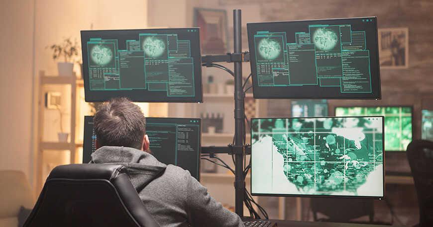 ciberamenazas de ransomware