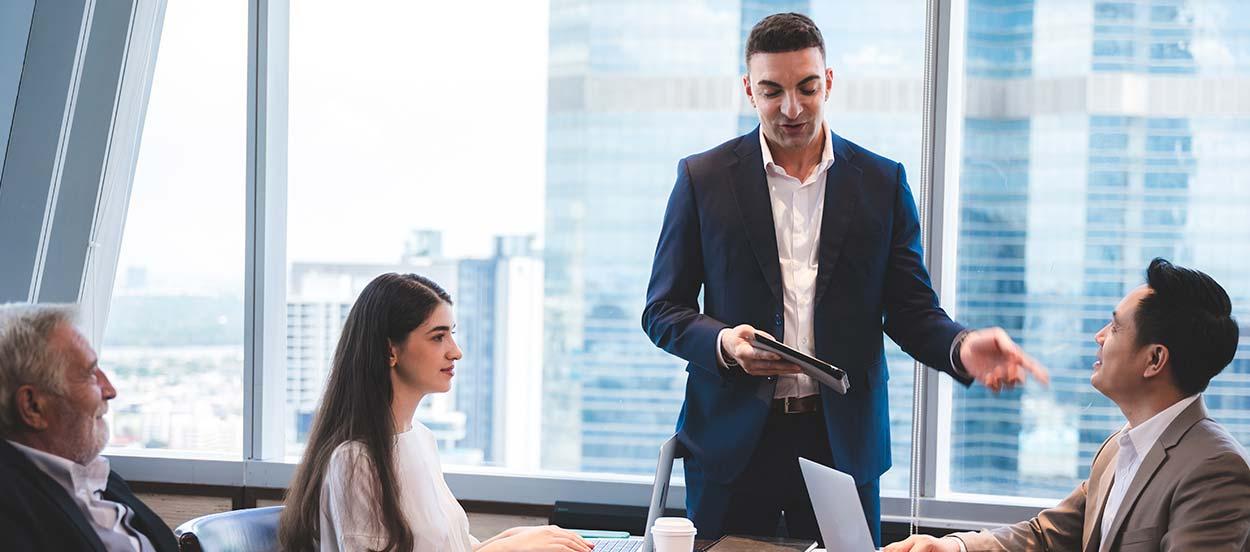 La estrategia de continuidad de negocio sirve para tener preparadas las reacciones y acciones cuando se presentan eventos disruptivos en una organización